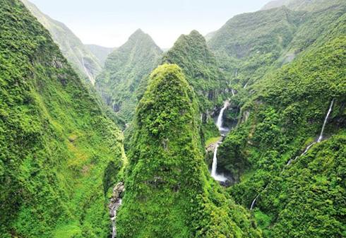 Trapèze des Mascareignes - Réunion