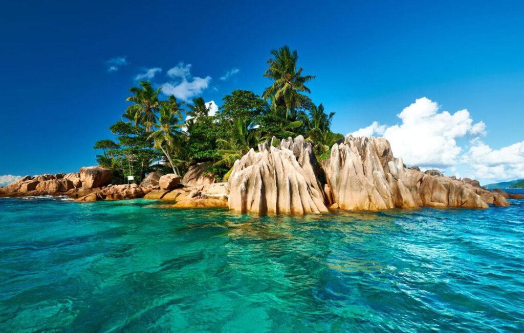 Trapèze des Mascareignes - Seychelles